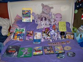 Mewtwo Collection - Update by Myuutsufan