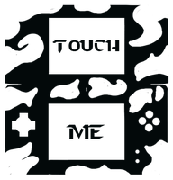 Touch Me Tee Design by Dartheh