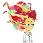 The Science of Magic by MixiePie