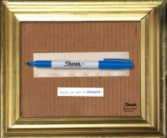 This is not a Sharpie by Shozen