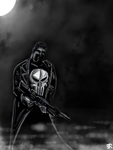 The Punisher by EdisonRodgers