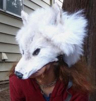 Wearing the White Wolf by lupagreenwolf
