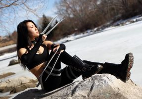 Xmen - X-23 11 by Hyokenseisou-Cosplay