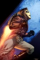 Rocketeer - Logicfun colors by SpiderGuile