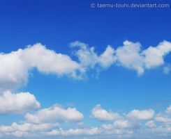 Clouds 018 by Taemu-Touhi