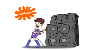 Luna Loud Fanmade Bumper by SB99stuff