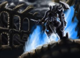 Tyr - The Warmonger by SHininMysticice