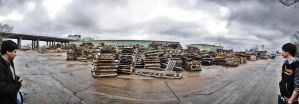 Pallets LeftandRight by Staticpictures