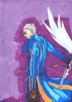 vergil - devil may cry by DanteJackpot