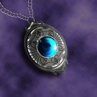 Alistair mother's amulet by Darla-Illara