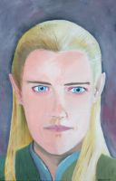Legolas by BLUE-PROMETHEUS