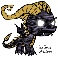 Don't Starve - Spyro by TariToons