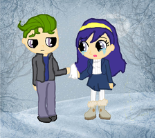 Humanized LPS again by Cartoonfangirl4