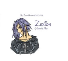 ..-:Zexion Final:-. by Sora-Kun-AR