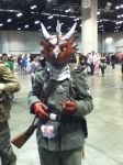 Dragon Solider Cosplay by axel76
