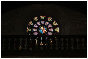 Stained Glass I by FilipaGrilo