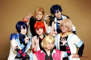 UtaPri: Maji Love 1000% by red-cluster