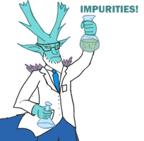 Doctor Leshrac, Chemical Analyst by nullpony-exception