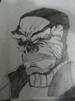 red skull 1 by MorBo21