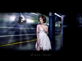 Disco Fever by jan2710