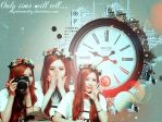 T-ara Only Time Will Tell by daydreameditz