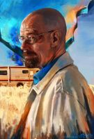 Blue sky - Breaking Bad by symphonikas