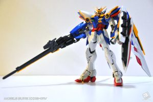 Wing Gundam EW 01 by B-Werx