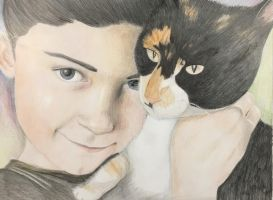 My two babies  by faustina2000