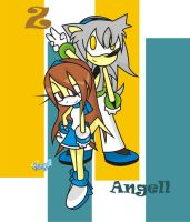 Z x Angell by angell0o0