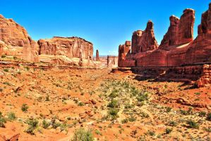 Arches NP by RichardNohs