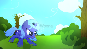 Woona Wallpaper by DarkFlame75