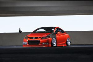 Honda Civic Si by KTBTuning