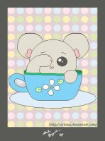 Sweet Teacup by anhiee