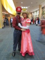Mario and Peach 2 by kcjedi89