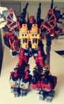 MasterMind Creation  Feral Rex 06 by smokescreen483