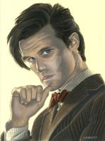 The Eleventh Doctor by Marc137