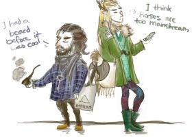 elves are too mainstream by Feuerkind