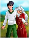 Inuyasha - Gender Bender by irishgirl982