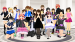 Thanks for 5 years MMD by dug-chi