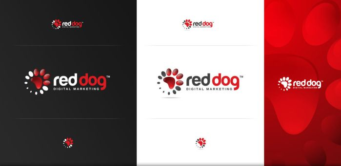 Red Dog Digital by Shewa06