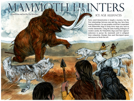 Mammoth Hunters by oxpecker