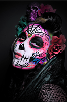 sugarskull by ARTSIE-FARTSIE-PAINT
