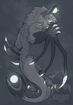 quiet night by ForestFright