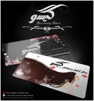 gisoo business card by abgraph