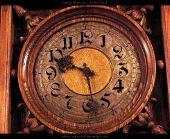 Old Clock by ALP-Stock