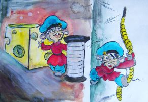 Fievel by Chevic