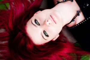 The Sweet Red by DREAMCA7CHER