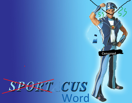 Sportacus? by PawnSums