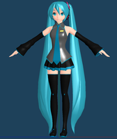 PROJECT DIVA Mikus Perfection WIP 4 by chatterHEAD