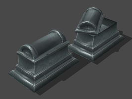 COFFIN POSEABLE by Oo-FiL-oO